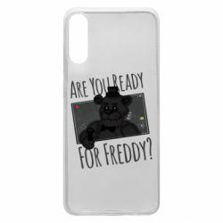 Чехол для Samsung A70 Five Nights at Freddy's 1