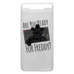 Чехол для Samsung A80 Five Nights at Freddy's 1