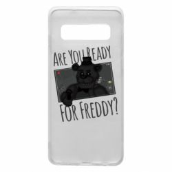 Чехол для Samsung S10 Five Nights at Freddy's 1