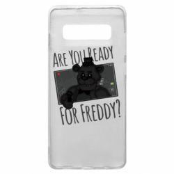 Чехол для Samsung S10+ Five Nights at Freddy's 1