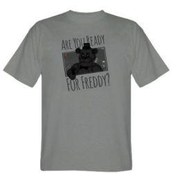 Мужская футболка Five Nights at Freddy's 1
