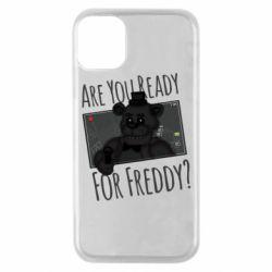 Чехол для iPhone 11 Pro Five Nights at Freddy's 1
