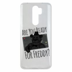 Чехол для Xiaomi Redmi Note 8 Pro Five Nights at Freddy's 1