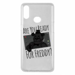 Чехол для Samsung A10s Five Nights at Freddy's 1