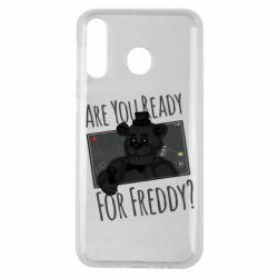 Чехол для Samsung M30 Five Nights at Freddy's 1