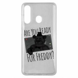 Чехол для Samsung M40 Five Nights at Freddy's 1