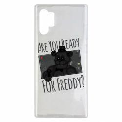 Чехол для Samsung Note 10 Plus Five Nights at Freddy's 1