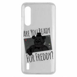 Чехол для Xiaomi Mi9 Lite Five Nights at Freddy's 1
