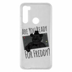 Чехол для Xiaomi Redmi Note 8 Five Nights at Freddy's 1