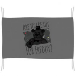 Флаг Five Nights at Freddy's 1