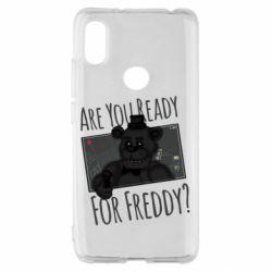 Чехол для Xiaomi Redmi S2 Five Nights at Freddy's 1
