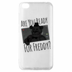 Чехол для Xiaomi Redmi Go Five Nights at Freddy's 1