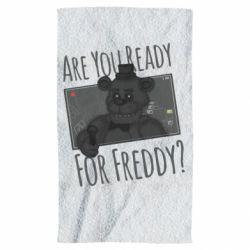 Полотенце Five Nights at Freddy's 1