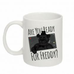 Кружка 320ml Five Nights at Freddy's 1