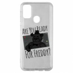 Чехол для Samsung M30s Five Nights at Freddy's 1