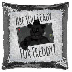 Подушка-хамелеон Five Nights at Freddy's 1