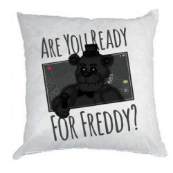 Подушка Five Nights at Freddy's 1