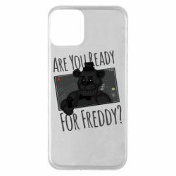 Чехол для iPhone 11 Five Nights at Freddy's 1
