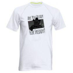 Мужская спортивная футболка Five Nights at Freddy's 1