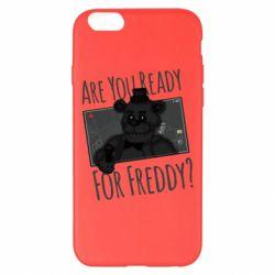 Чехол для iPhone 6 Plus/6S Plus Five Nights at Freddy's 1
