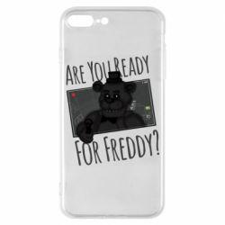 Чехол для iPhone 7 Plus Five Nights at Freddy's 1
