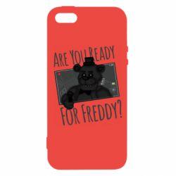 Чехол для iPhone5/5S/SE Five Nights at Freddy's 1