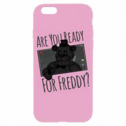 Чехол для iPhone 6/6S Five Nights at Freddy's 1