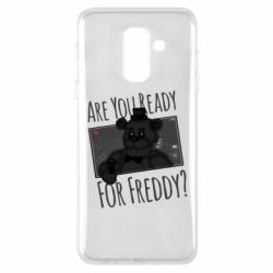 Чехол для Samsung A6+ 2018 Five Nights at Freddy's 1
