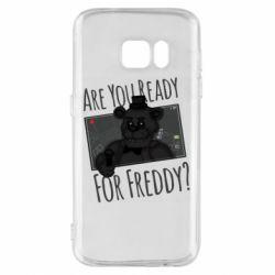 Чехол для Samsung S7 Five Nights at Freddy's 1