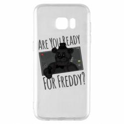 Чехол для Samsung S7 EDGE Five Nights at Freddy's 1