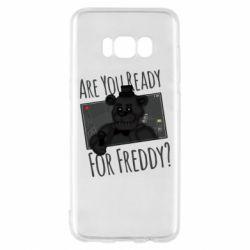 Чехол для Samsung S8 Five Nights at Freddy's 1