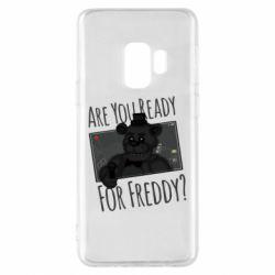 Чехол для Samsung S9 Five Nights at Freddy's 1