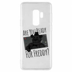 Чехол для Samsung S9+ Five Nights at Freddy's 1