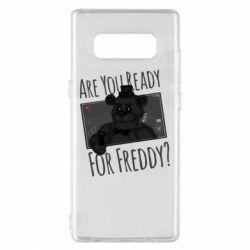 Чехол для Samsung Note 8 Five Nights at Freddy's 1