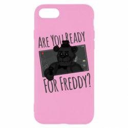 Чехол для iPhone 8 Five Nights at Freddy's 1