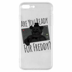Чехол для iPhone 8 Plus Five Nights at Freddy's 1
