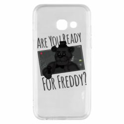 Чехол для Samsung A3 2017 Five Nights at Freddy's 1