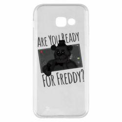 Чехол для Samsung A5 2017 Five Nights at Freddy's 1