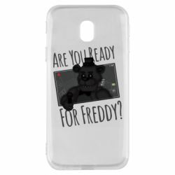 Чехол для Samsung J3 2017 Five Nights at Freddy's 1