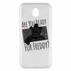 Чехол для Samsung J5 2017 Five Nights at Freddy's 1