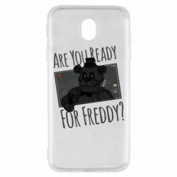 Чехол для Samsung J7 2017 Five Nights at Freddy's 1