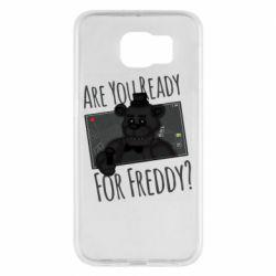 Чехол для Samsung S6 Five Nights at Freddy's 1