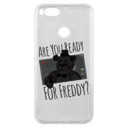 Чехол для Xiaomi Mi A1 Five Nights at Freddy's 1