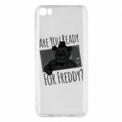 Чехол для Xiaomi Mi5/Mi5 Pro Five Nights at Freddy's 1
