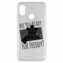 Чехол для Xiaomi Mi8 Five Nights at Freddy's 1