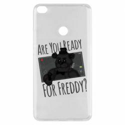 Чехол для Xiaomi Mi Max 2 Five Nights at Freddy's 1
