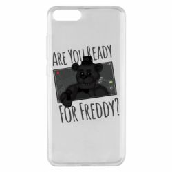 Чехол для Xiaomi Mi Note 3 Five Nights at Freddy's 1