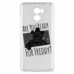 Чехол для Xiaomi Redmi 4 Five Nights at Freddy's 1