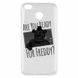 Чехол для Xiaomi Redmi 4x Five Nights at Freddy's 1