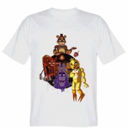 Чоловіча футболка Five Nights At Freddy's